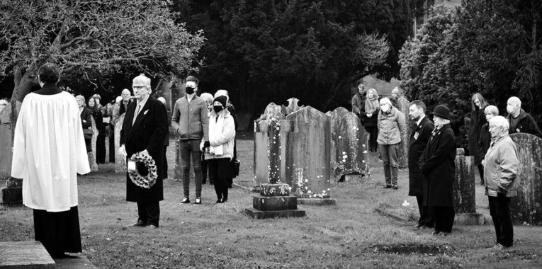Mayfield Service of Remembrance Unites our Village